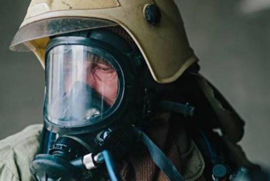В Ленинградской области локализовали пожар на складе серы