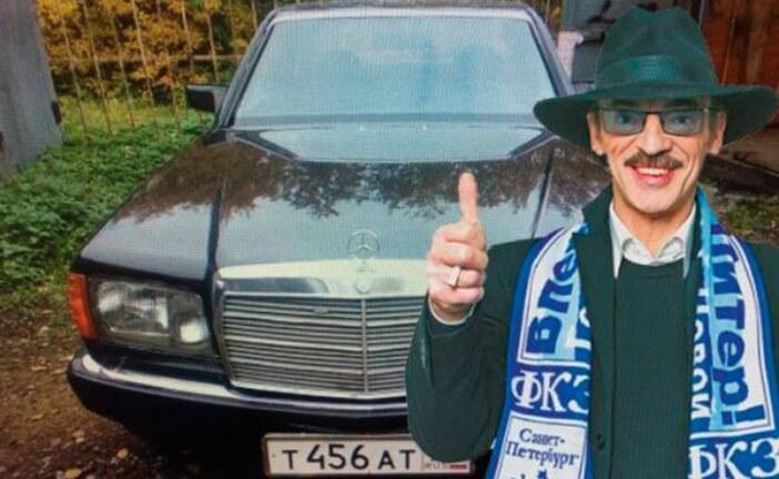 Почему «Мерседес» Боярского продают всего за 400 000 рублей?                                  26.07.2018