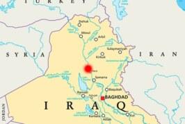 Теракт на севере Ирака, есть погибшиеПо меньшей мере
